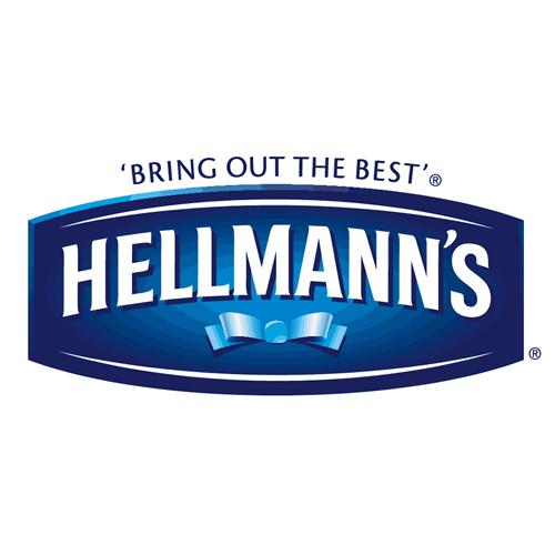 logotipo hellmanns